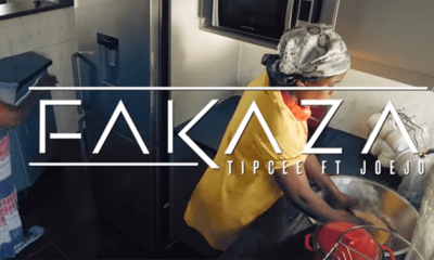 Tipcee's 'Fakaza,' featuring Joejo, reaches two million views on YouTube