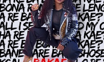 Boity announces release date for her second single, Bakae