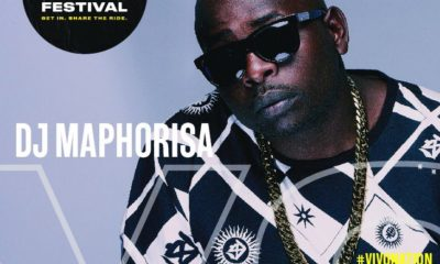 DJ Maphorisa to perform at VIVONation Festival