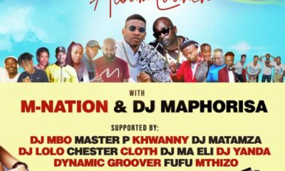 DJ Maphorisa to perform at M-Nation's Swazi Gqom Album Launch