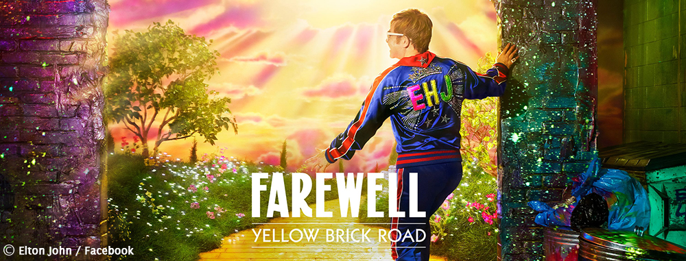 Elton John's second USA leg of his Farewell Yellow Brick Road Tour is sold out