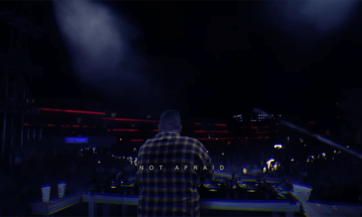 Watch Justin Mylo's Not Afraid music video
