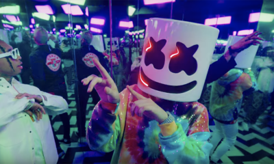 Marshmello - Light It Up ft Tyga x Chris Brown