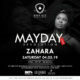Zahara announces Mayday Revolution performance