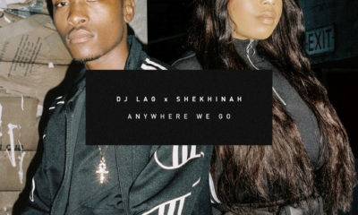 DJ Lag ft Shekhinah - Anywhere We Go