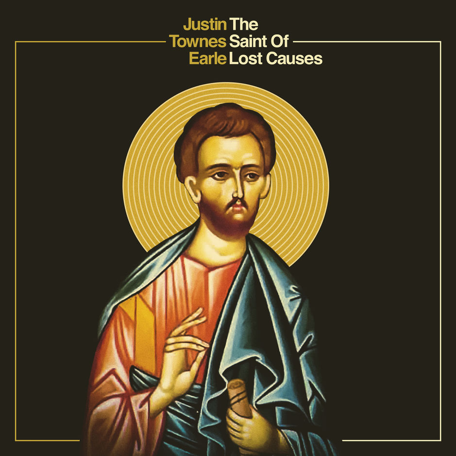 Justin Townes Earle album The Saint of Lost Causes