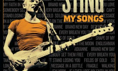 Sting album My Songs (Deluxe)