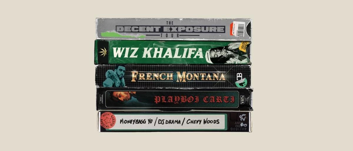 2b1d3c2c0935 Wiz Khalifa announces Decent Exposure North American tour | JustNje