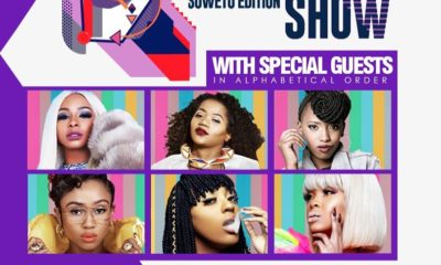 Busiswa Nadia Nakai and Boity to perform at Soweto edition of Shimza's One Man Show