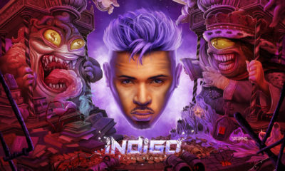 Chris Brown album Indigo