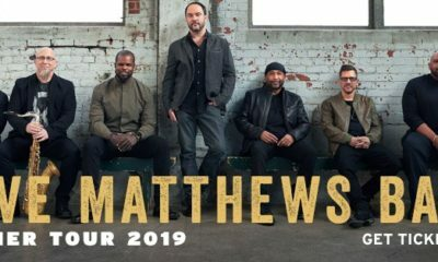 Dave Matthews Band Summer Tour 2019