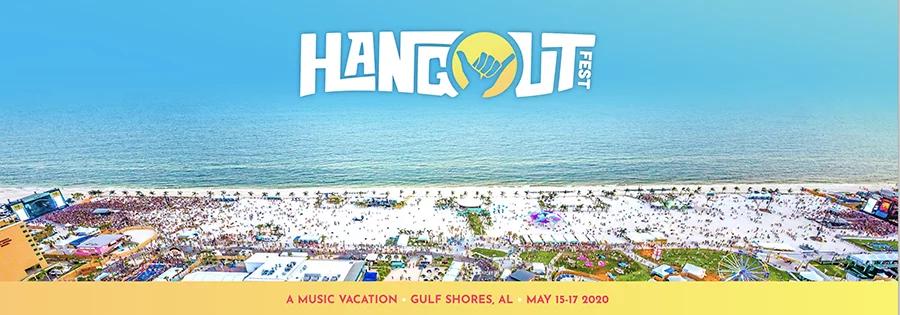Hangout Festival 2020 Lineup Hangout Fest 2020 announces the official line up, including Travis