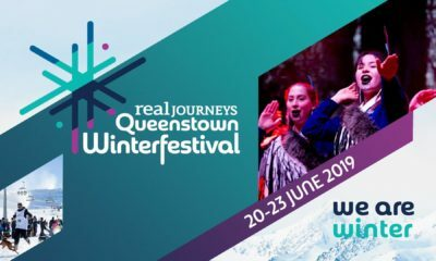 Real Journeys Queenstown Winter Festival 2019