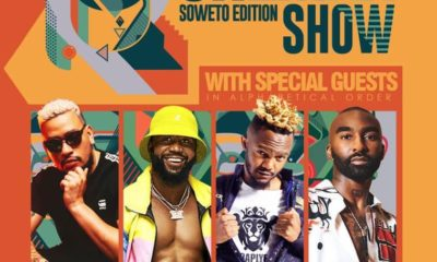 dj Shimza One Man Show
