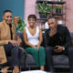 Dumi Mkokstad and his wife detail their love journey on Afternoon Express