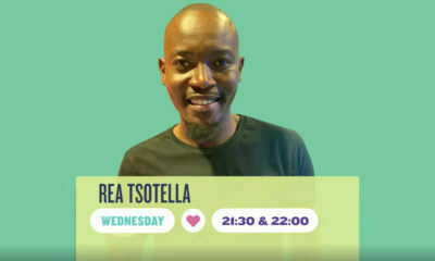 Watch the preview for the upcoming episode of Rea Tsotella