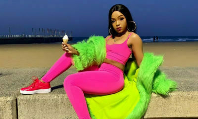 TDK Macassette prepares for the release of her Left Right music video