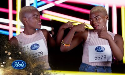 Idols SA: Qwabe twins stun judges with their undeniable talent