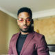 DJ, Prince Kaybee, shows off his new wheels
