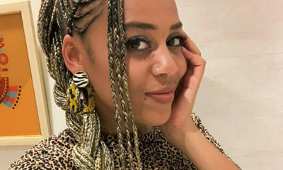Sho Madjozi becomes the first South African female artist featured on COLORS