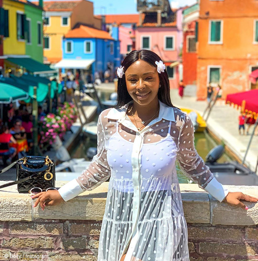 Boity contemplates going on holiday again