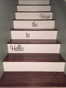 The Staircase in my home!