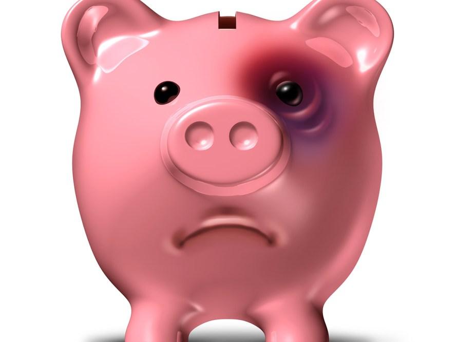 Personal finances in a recession