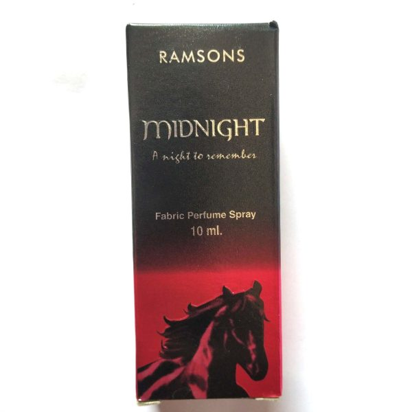 Ramsons Midnight Fabric Perfume Spray 10ml