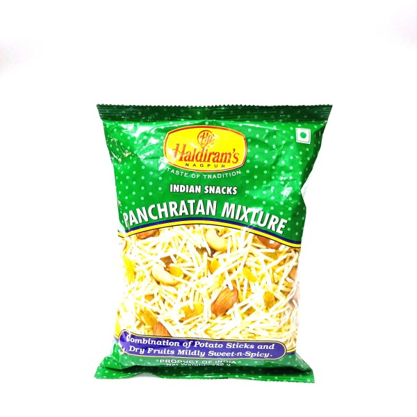Haldiram's Panchratan Mixture 150gm