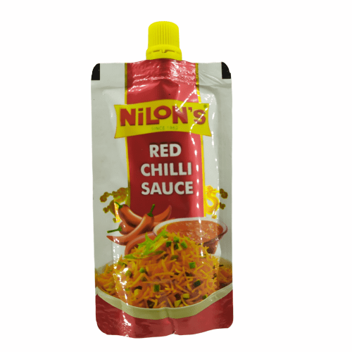 Nilon's Red Chilli Sauce