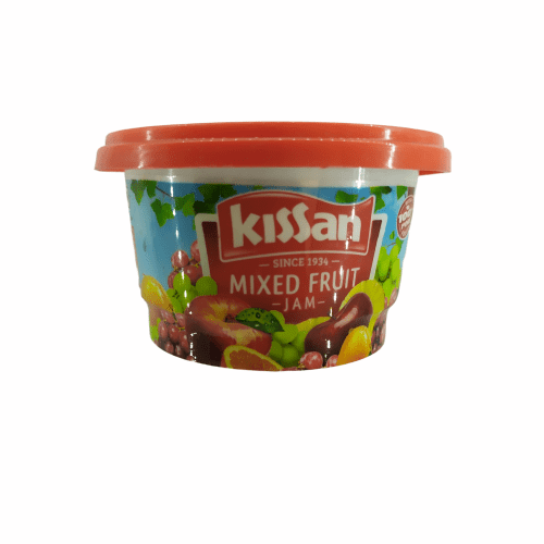 Kissan Jam - Mixed Fruit, 100g Box