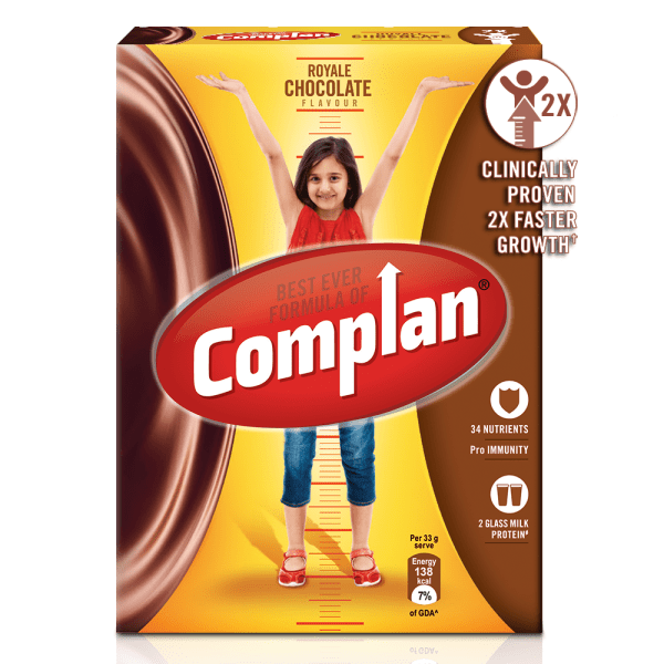 Complan Royale Chocolate 200 GM