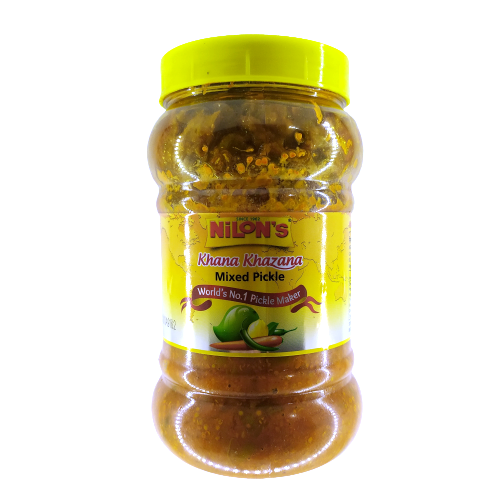 Nilons Khana Khazana Mix Pickle - 1kg