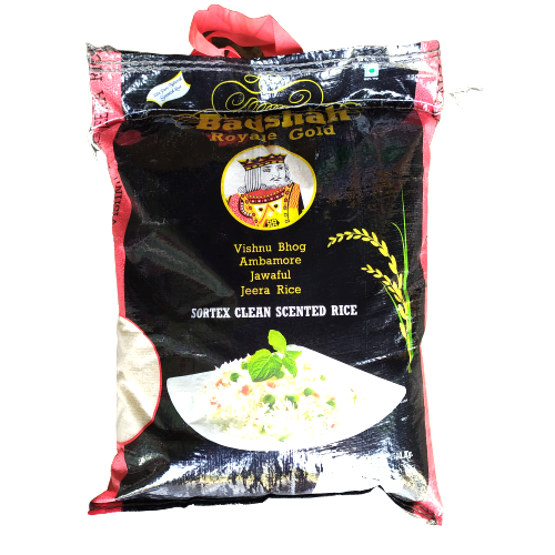 Badshah Royal Gold Vishnu Bhog Rice- 10KG