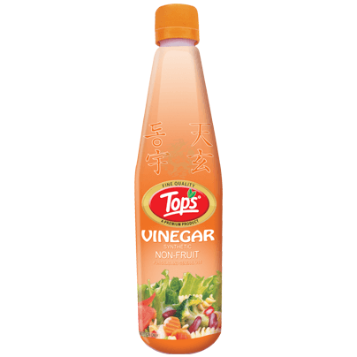 Tops Vinegar - White Vinegar, 610ml