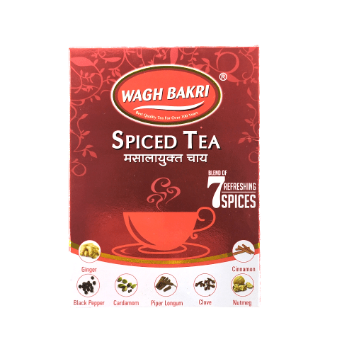 Wagh Bakri Spiced Tea, 250g