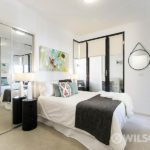 Port Melbourne - Rouse Street bedroom 2