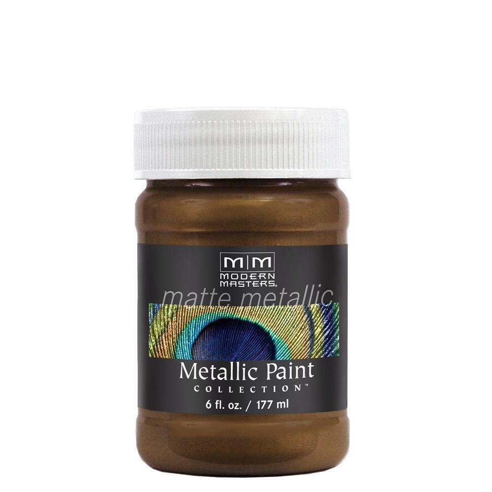 modern masters matte metallic