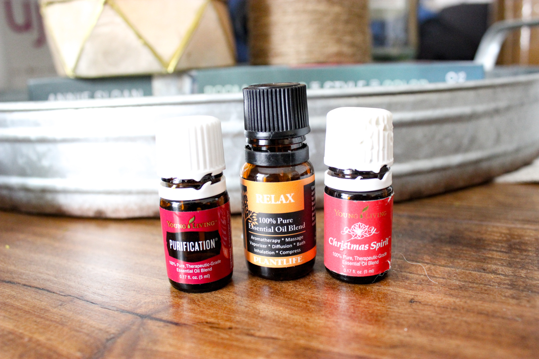The Best Young Living Essential Oils | Just Peachy Blog
