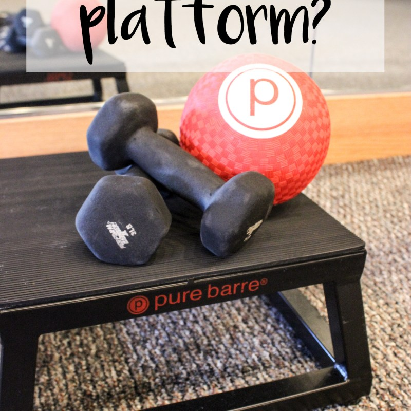 What Is Pure Barre Platform   Just Peachy Blog