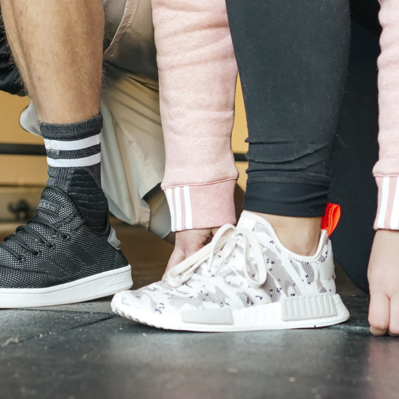 Healthy Valentine's Date Ideas with adidas | Just Peachy Blog