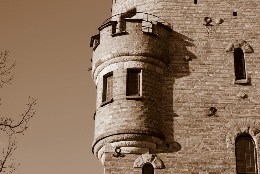 Cedergrenska tower Stockholm