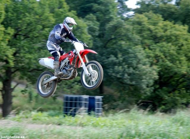 motocross track Barkarby