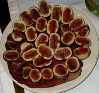Figs Drizzled with Balsamic