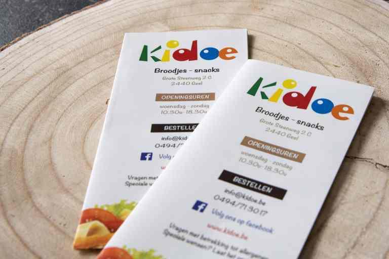 Folder Kidoe