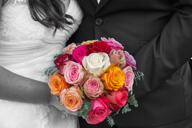 Huwelijksfotografie- Chessa & Steven