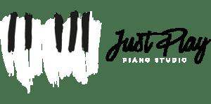 Just Play Piano Studio Logo