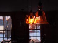 sunrise in the kitchen