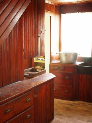 More of the old pantry