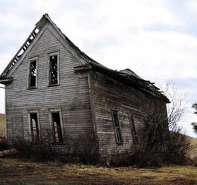 Dad's Old Schoolhouse